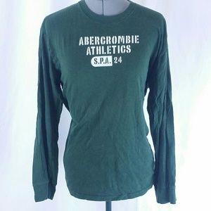 Abercrombie Vintage 1990s Athletics S.P.A. 24 Top